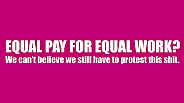 Equal Pay IFT Banner