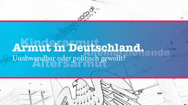 Broschüre: Armut in Deutschland