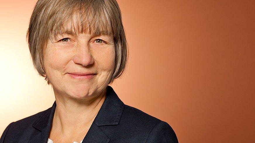 Pia Müller, Landesbezirksleitung der Frauen in ver.di in Rheinland-Pfalz