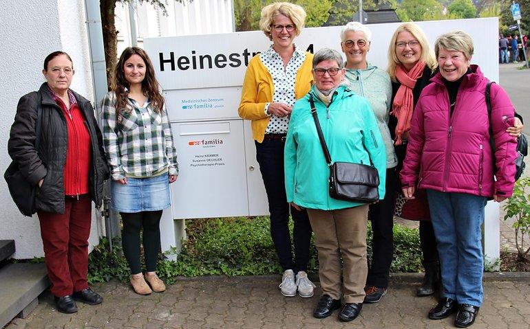 Der ver.di-Frauenrat Saar-Trier unterstützt das Modellprojekt biko