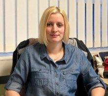 Ramona Sommer, Betriebsrätin, Klinikum Idar-Oberstein