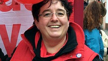 Martina Ackermann, Betriebsrätin, Deutsche Telekom AG