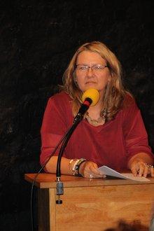 Yvonne Fegert, stellvertretende Leiterin der Arbeitskammer des Saarlandes