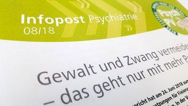 Foto von Infopost Psychiatrie