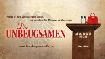 Film Die Unbeugsamen Banner