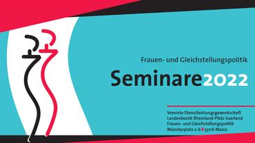 Frauenbildungsprogramm der ver.di Rheinland-Pfalz-Saarland